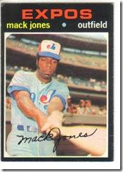 '71 Mack Jones