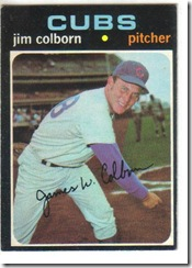 '71 Jim Colborn