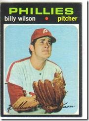 '71 Billy Wilson