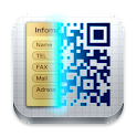 ELECOM QR Code Reader(GRATUIT) icon