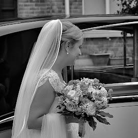 Big Day by Kevin Ward - Wedding Bride