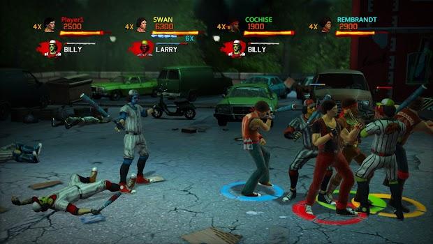 The Warriors: Street Brawl