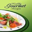 Healthy Gourmet Recipes icon