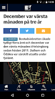 Screenshot of hd.se - Helsingborgs Dagblad