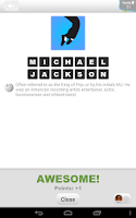 Screenshot of Logo Quiz - Guess Pop Icon!