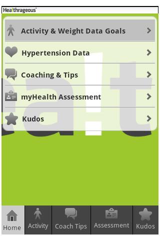 Healthrageous App