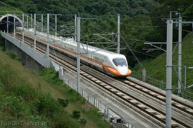 FastestTrains 02 - Fastest Trains in the World