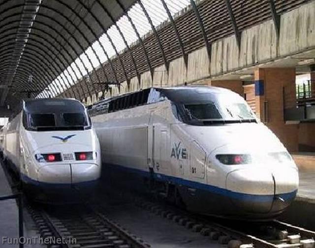 FastestTrains 05 - Fastest Trains in the World