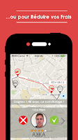 Screenshot of Coovia - Everyday Ridesharing