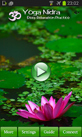 Screenshot of Deeply Relax - Yoga Nidra Lite