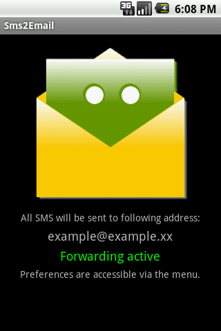 Sms2Email