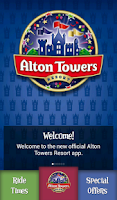 Screenshot of Alton Towers