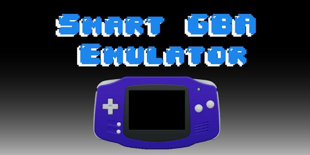 Smart-GBA-Emulator