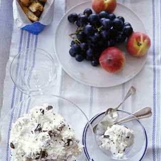Sweet Ricotta with Chocolate