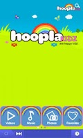 Screenshot of HooplaKidz