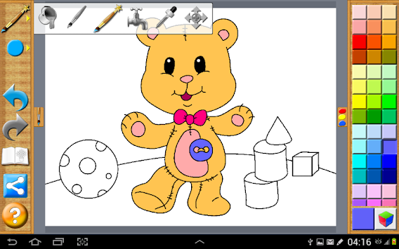 Kea Coloring Book APK 110