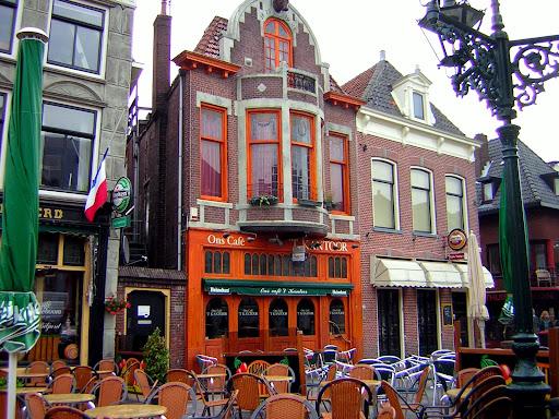 Alkmaar, le Case Tipiche