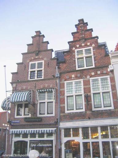 Haarlem, Case Tipiche