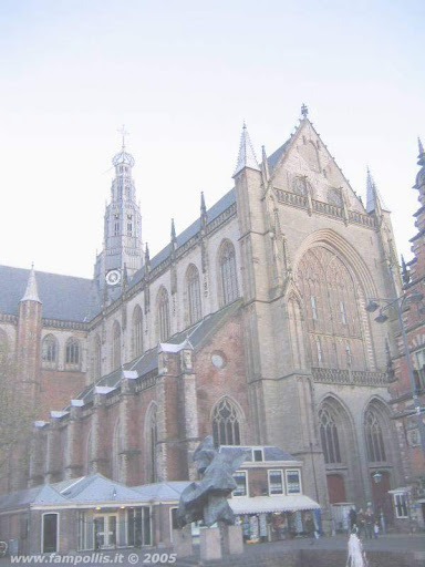 Haarlem, la Chiesa