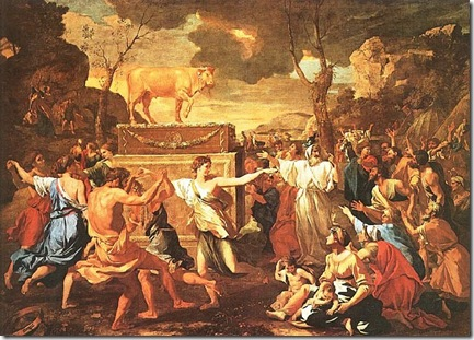 Nicolas.Poussin_Adoracion.del.becerro.de.oro