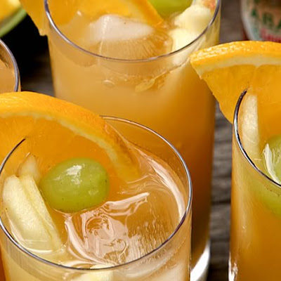 Smoky Beer Sangria