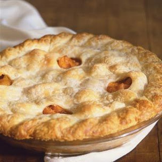 Ginger-Apricot Pie