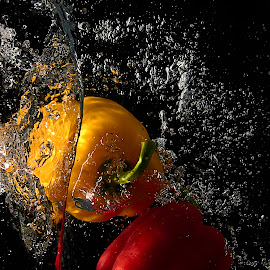 by Gerd Moors - Food & Drink Fruits & Vegetables ( water,  )