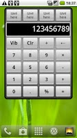 Screenshot of Calculator Widget (Free)