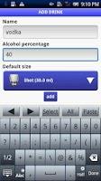 Screenshot of Drinking Buddy