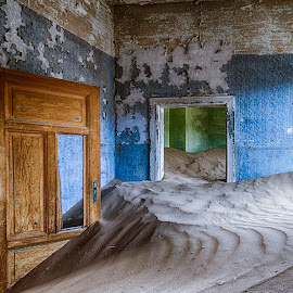 Past Colours by André Norris - Buildings & Architecture Decaying & Abandoned