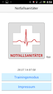 Notfallsanitäter screenshot for Android