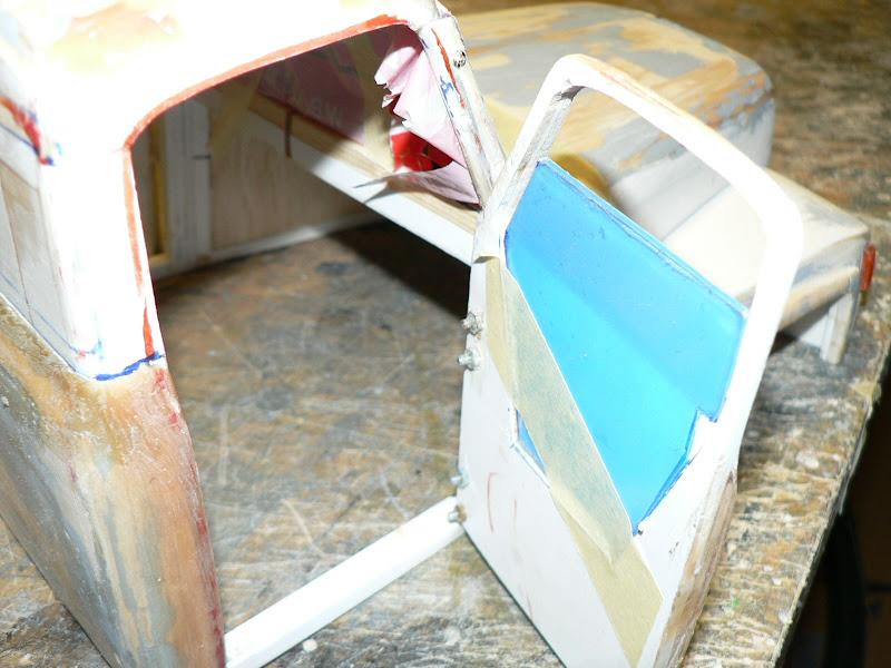 Neues Zwischenprojekt: Saurer D 330 BN 6x6 [Archiv]   Modelltruck.net    Mein Forum Für Den Funktions  Und Truckmodellbau