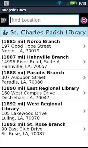 玩書籍App|St. Charles Parish Library免費|APP試玩