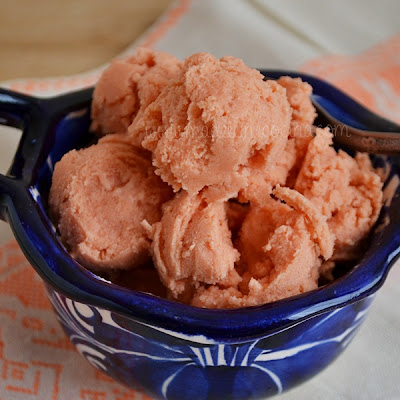 Mamey Frozen Yogurt