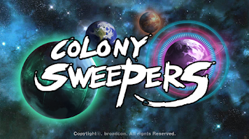 Screenshot of Colony Sweepers