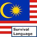 Malaysia Survival Language ™ icon