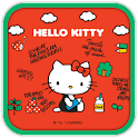 Hello Kitty Red Tree Theme