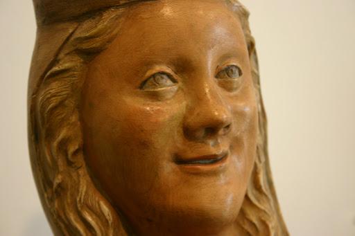mare de déu, anonymous artist (detail)