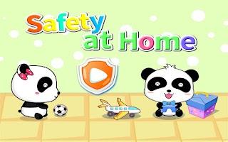 Screenshot of Safety at Home-BabyBus