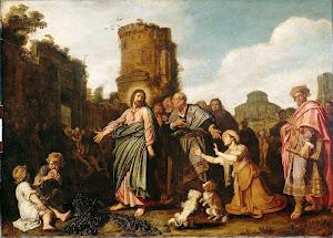 RIJKS: Pieter Lastman: painting 1617
