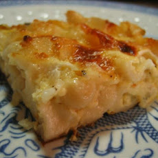 Baked Macaroni Ala the Joy of Cooking