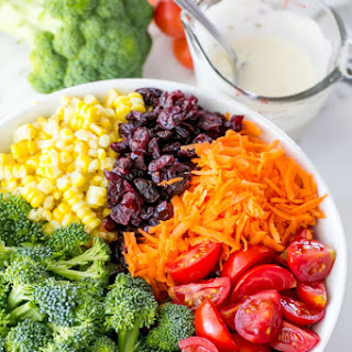 Broccoli Corn Salad Recipes