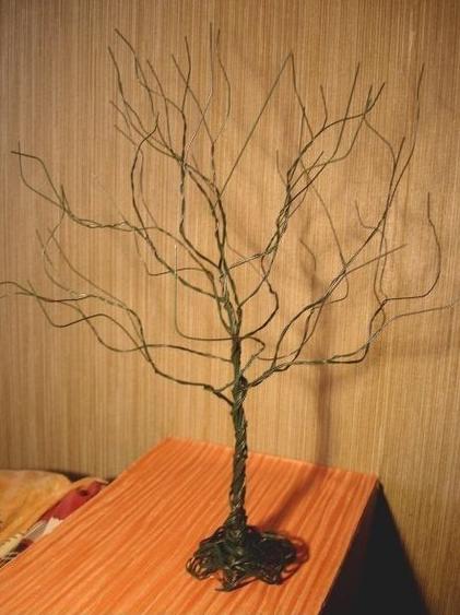 Дерево поделки сделай сам