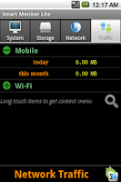 Screenshot of SmartMonitor Lite