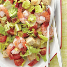 Shrimp Club Salad