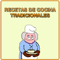 Recetas de cocina tradicional icon