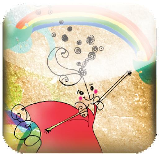 芭蕾夢 - 兒童繪本電子書 LOGO-APP點子