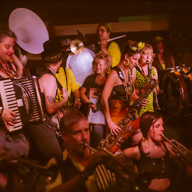 by Kevin Smith - People Musicians & Entertainers