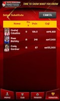 Screenshot of SuperSoccer Football Manager