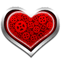 Valentinstag Live Wallpaper icon